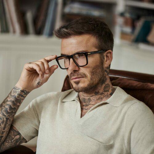 Nieuw! David Beckham Eyewear