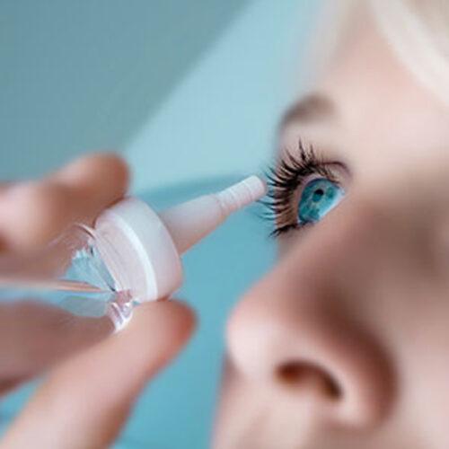 Heb je last van droge ogen?